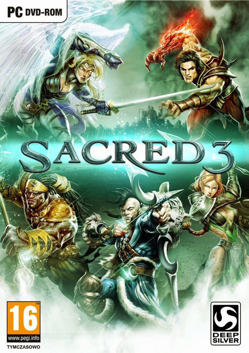 Sacred 3 PC Game