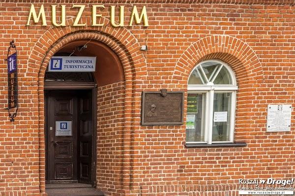 Informacja w Kościerzynie - na rynku w budynku muzeum