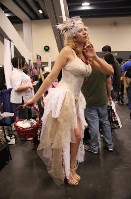 wondercon cosplay girls 34 Gadis Cosplay Hot Di WonderCon