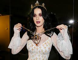 Celebrity Halloween Katy Perry