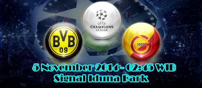 Borussia Dortmund Vs Galatasaray