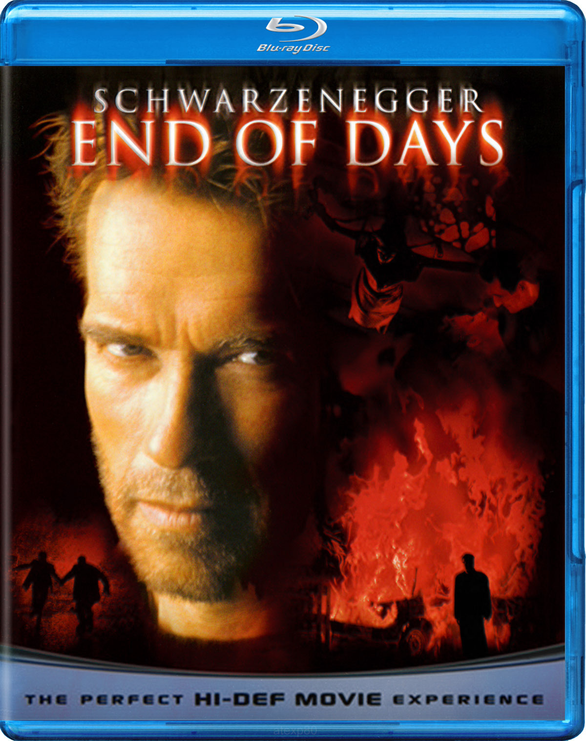 El dia final (End of days 1999) Full HD Dual Lat-ing sub