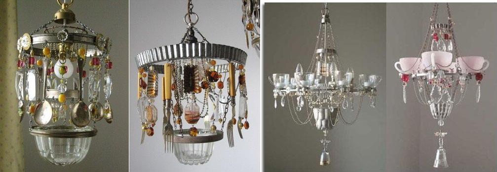 lampadario niagara : La designer Madeleine Boulesteix da nuova vita a quelle che potrebbero ...
