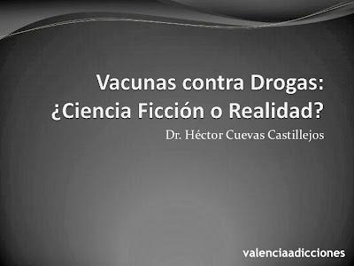 VACUNA CONTRA LA DROGA |VALENCIA ADICCIONES