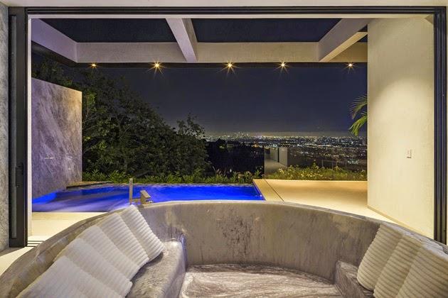 Mansión The Top of Hillcrest Los Angeles California 13