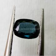Batu Permata Blue Sapphire Ceylon - SP1023