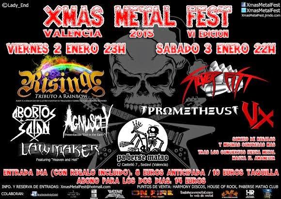 XMAS METAL FEST