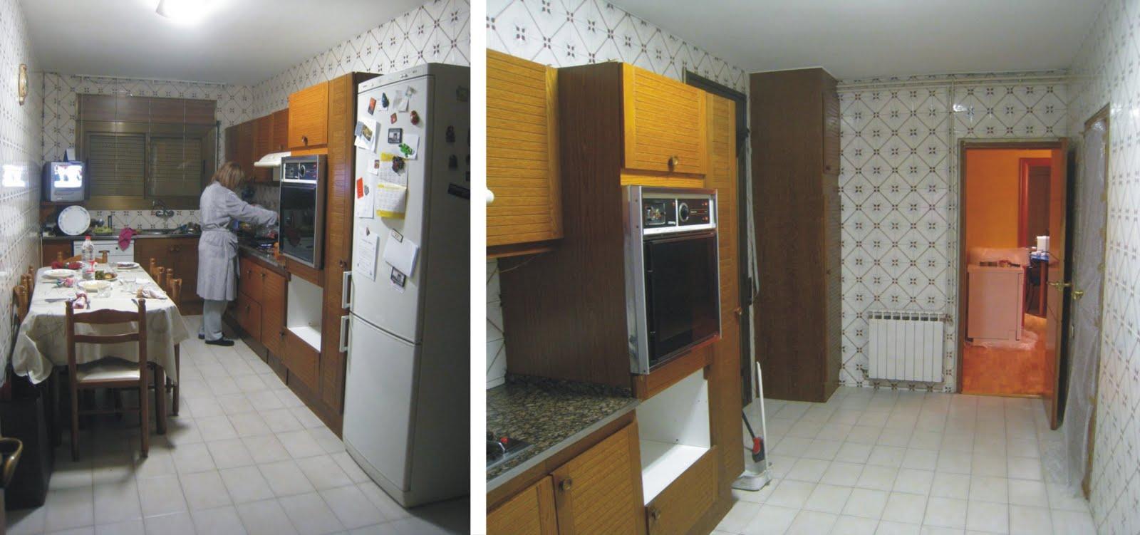 Light and air proyectos obras y dise o cocina en - Wok 4 cocinas granollers ...