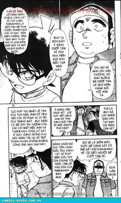 Detective Conan - Thám Tử Lừng Danh Conan chap 534 page 10 - IZTruyenTranh.com