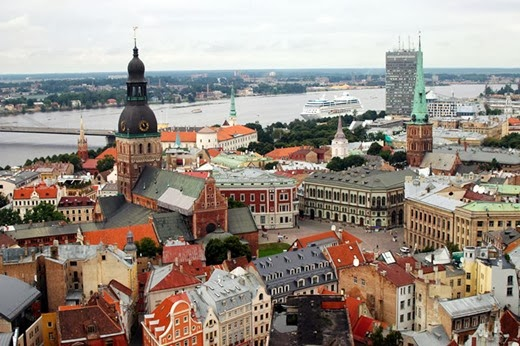 City of Riga, Latvia 10 cities to visit in the year 2014
