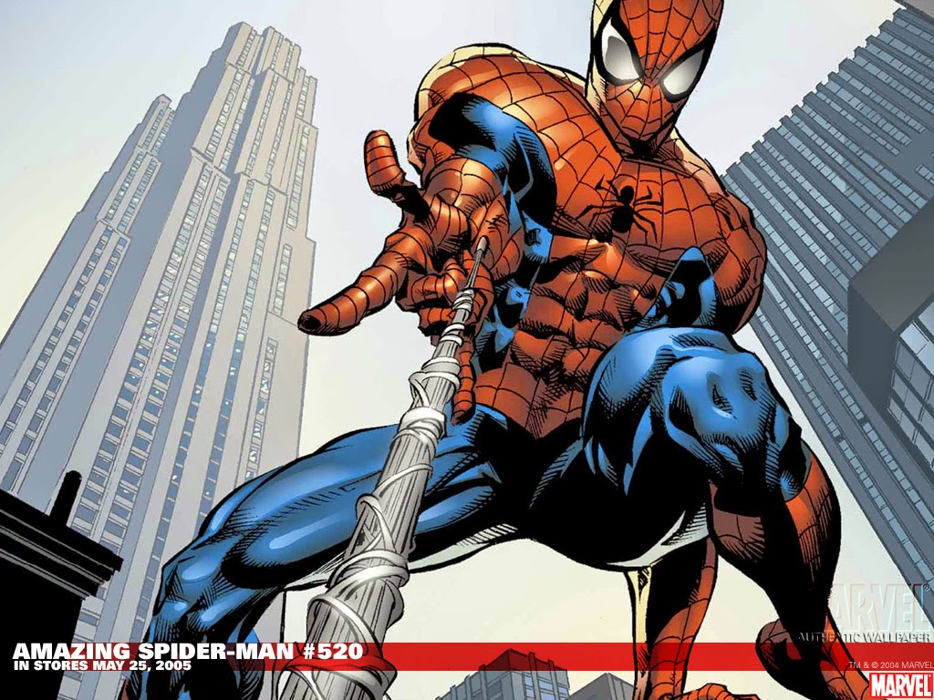 Spider-Man animated movie coming from Sony Pictures in 2018