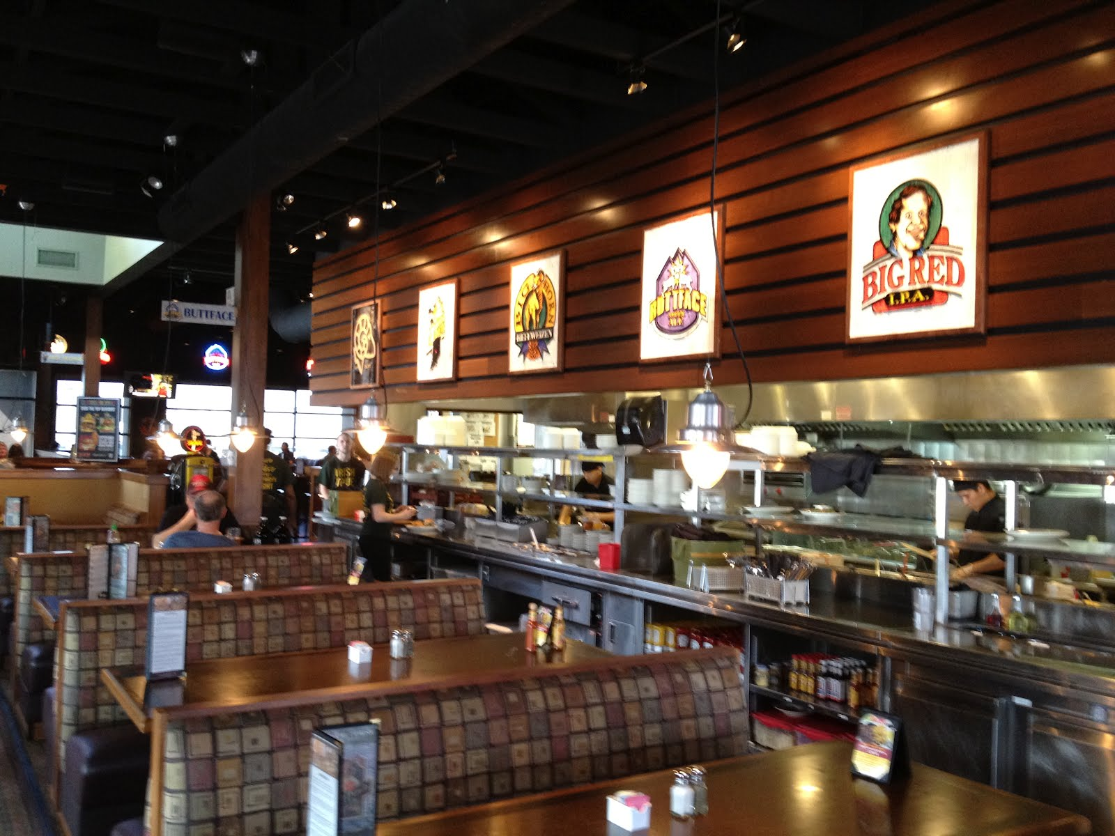 PIG OUT SPOTS The Ram Restaurant & Brewery Fishers IN