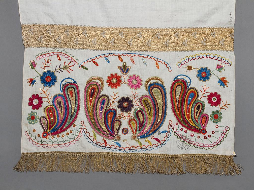 Татарский орнамент для вышивки 16