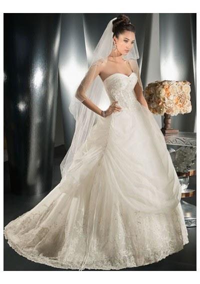 Images of Beautiful Cheap Wedding Dresses - Reikian