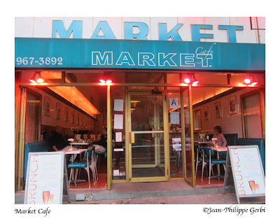 Image of Market Cafe in NYC, New York