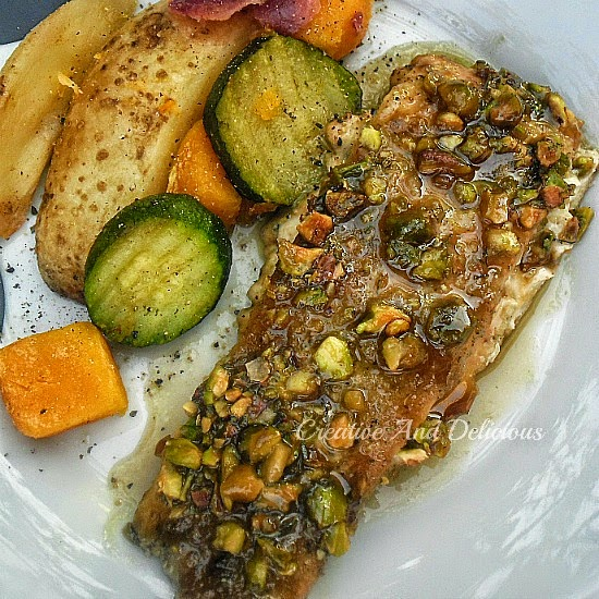 http://withablast.blogspot.com/2014/05/pistachio-baked-salmon.html