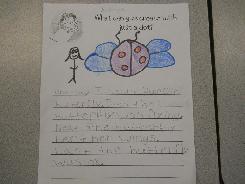 Creative writing exercises for year 2
