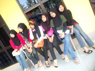 Tamat Suda Our kursus... :)