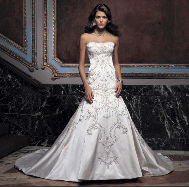 The most beautiful wedding dresses in the world www for The most beautiful wedding dresses in the world