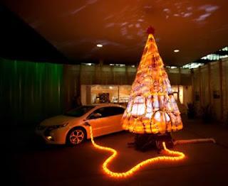 7 Electrico arbol de navidad-Inglaterra