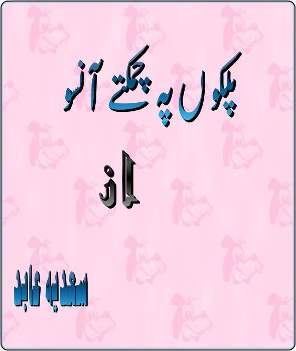 Palkon per chamakte aansoo by Sadia Abid pdf