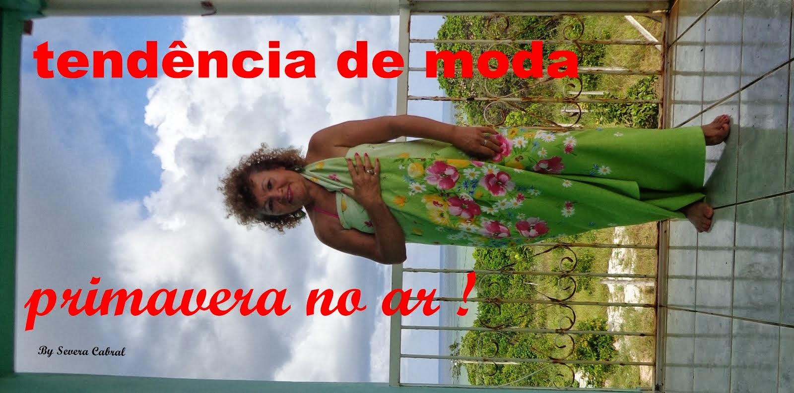 TENDÊNCIA DE MODA