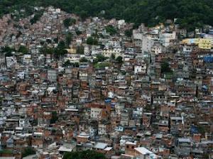 Rio de Janeiro, Favela Rocinha by leszekwasilewski