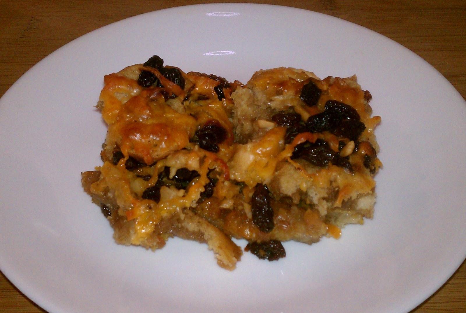Texas Cookin' at Home: Capirotada
