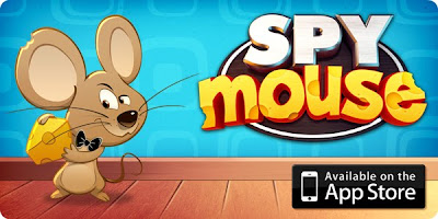 spyMouse_edm.1 Review: Spy Mouse (iPhone e iPad)