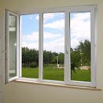 Kusen dan jendela uPVC
