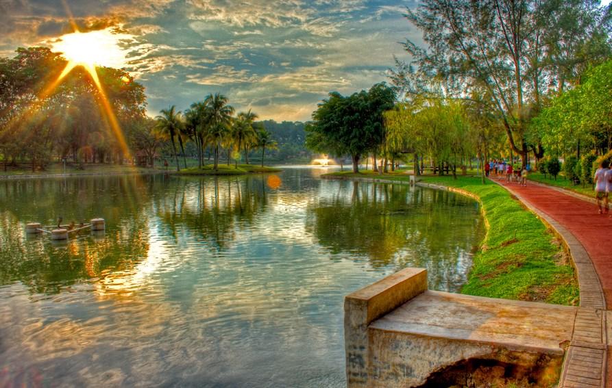 Fotografi Landscape Peringatan Hari lingkungan Hidup 10 Januari Mari Bersinergi dengan Alam  sumber kehidupan