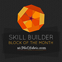 Pile O Fabric Skill Builder