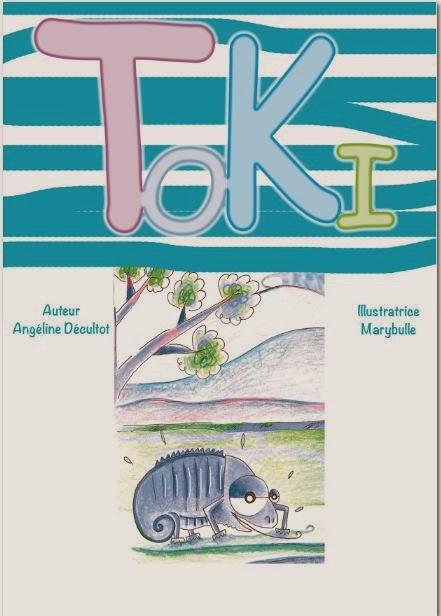 """""""TOKI"""" (recherche une maison d'édition)"""