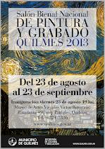 Selecciòn Bienal de Pintura y Grabado de Quilmes 2013