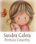 Sandra Caleia - Pintura Country, agora também no facebook