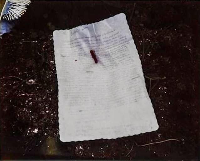 Kurt Cobain scena suicidio 4