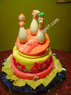Tortas Y Gelatina