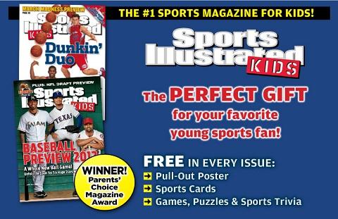 SI Kids magazine