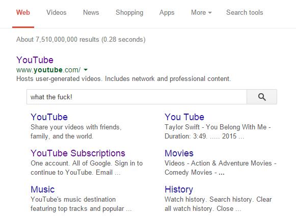 Cách tạo Sitelinks Search Box cho blogspot