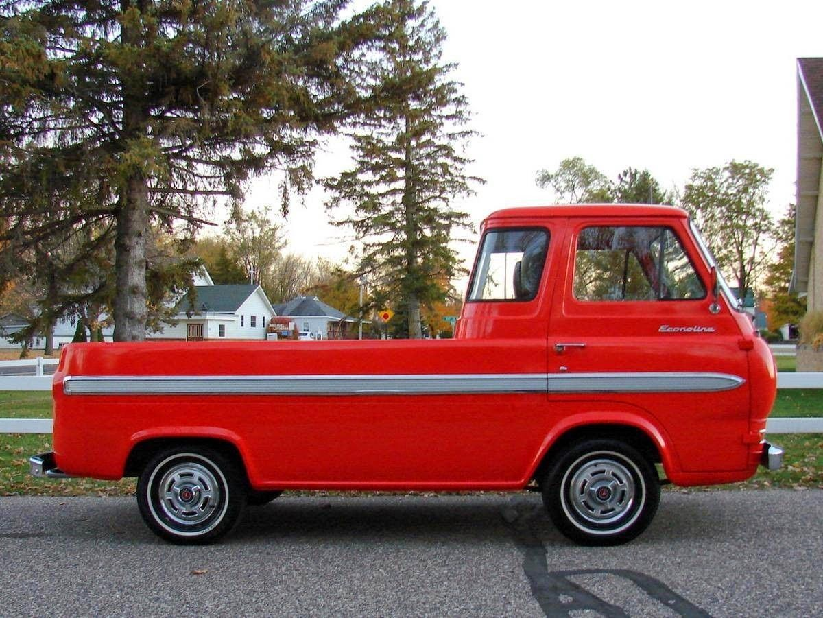 all american classic cars 1965 ford e100t econoline pickup. Black Bedroom Furniture Sets. Home Design Ideas