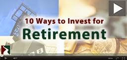 10 Ways to Invest for Retirement