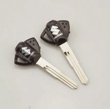 Locksmith Spokane Suzuki Bandit key blank