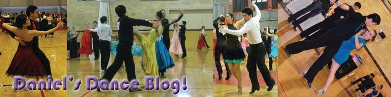 Daniel's Dance Blog!