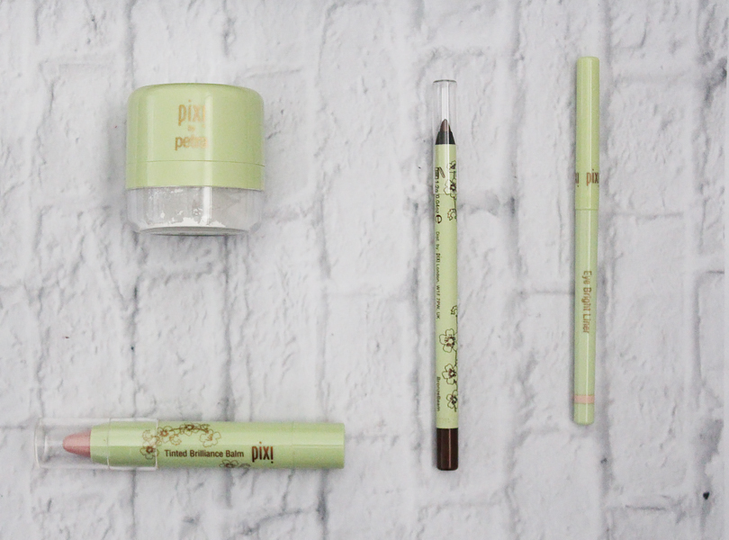 pixi beauty petra reviews endless silky eye pen bronzebeam makeup look tinted brilliance balm lucent glow