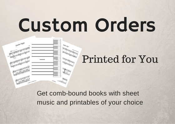Order customized collections:
