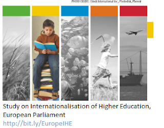 IAU, EAIE, Europe survey findings on internationalisation highered