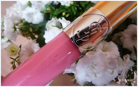 YSL, Gloss Volupté, 202 Rose Jersey