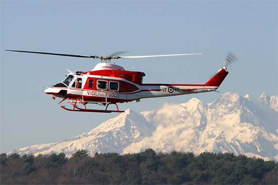 Bell 412 Helicopter ~ Cool Wallpapers