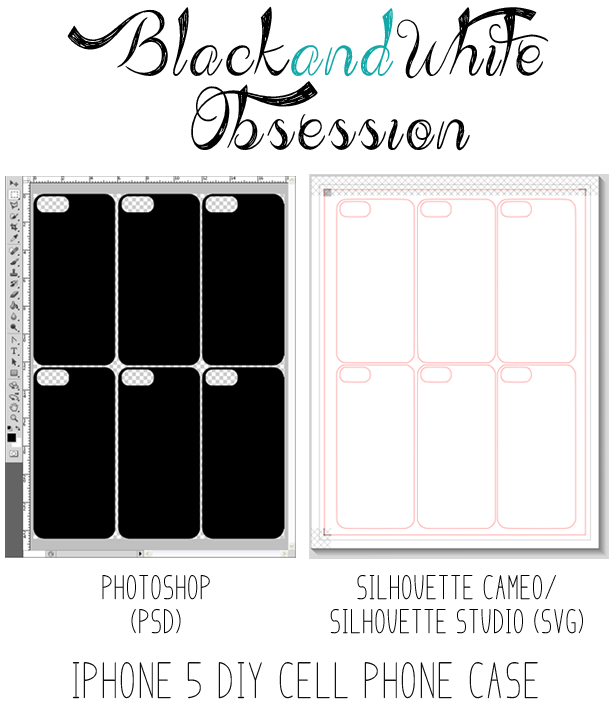 black and white obsession  blog event preparation