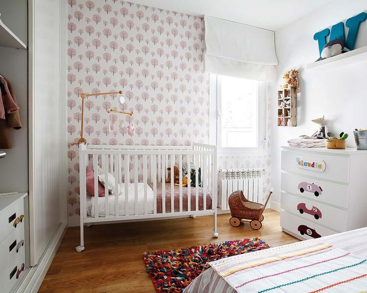 Inspiraci n deco un tico encantador chez agnes - Ideas para decorar habitacion bebe ...
